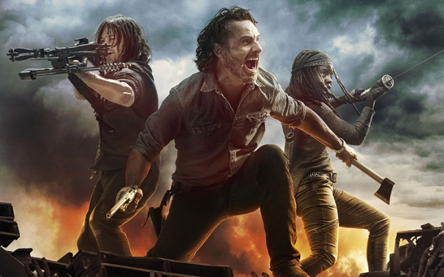 AMC ha piani per The Walking Dead per altri 10 anni