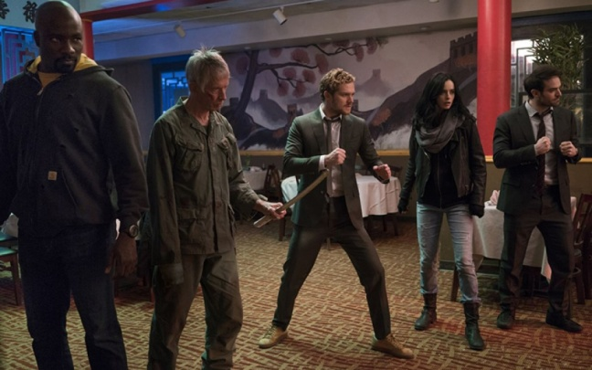 SDCC17: 2 nuove clip di Marvel's The Defenders