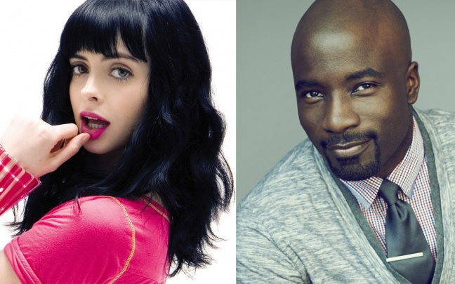 Marvel: ecco Jessica Jones e Luke Cage