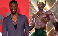 Aldis Hodge sarà Hawkman nel film Black Adam