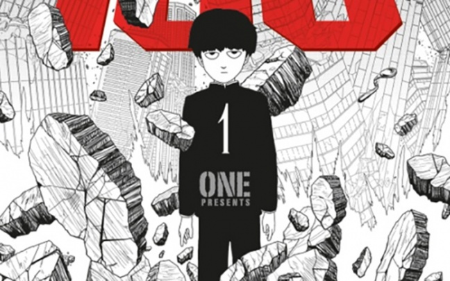 Star Comics: arriva Mob Psycho 100, nuovo manga dell'autore di One Punch Man
