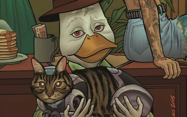 Howard the Duck ritorna con Zia May e Tara Tam