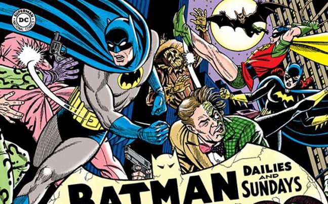 Editoriale Cosmo pubblicherà le strip classiche di Batman e Superman
