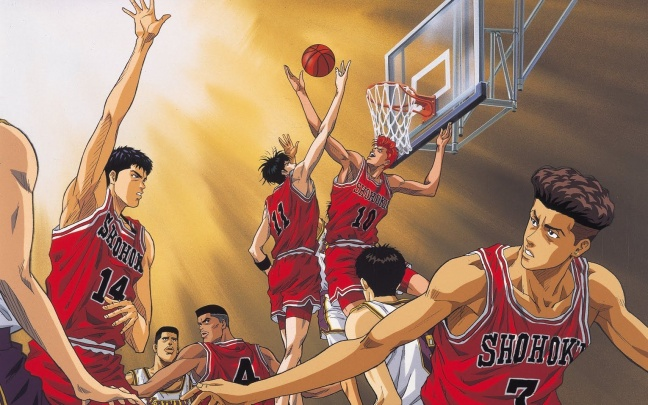 Takehiko Inoue annuncia un nuovo film anime di Slam Dunk