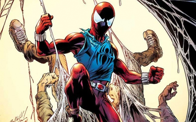 Anteprima di Ben Reilly: The Scarlet Spider #1
