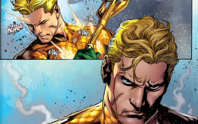 Geoff Johns e Ivan Reis di nuovo insieme su Aquaman: Rise of the Seven Seas