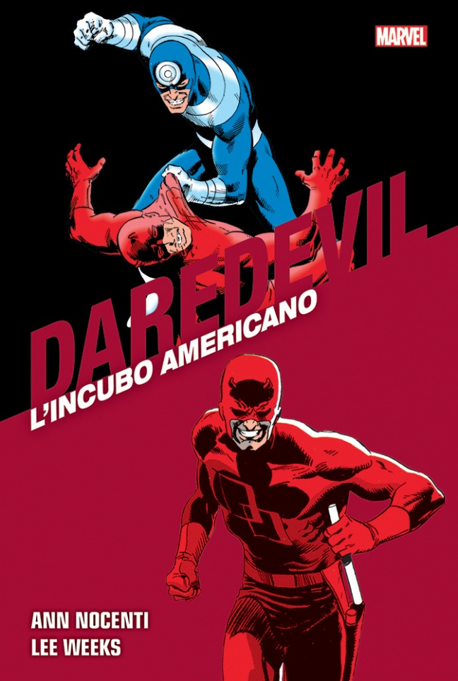 Daredevil Collection 24: L'incubo americano, recensione: la fine del ciclo di Ann Nocenti