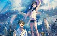 Weathering With You, esce oggi nelle sale il nuovo film di Makoto Shinkai
