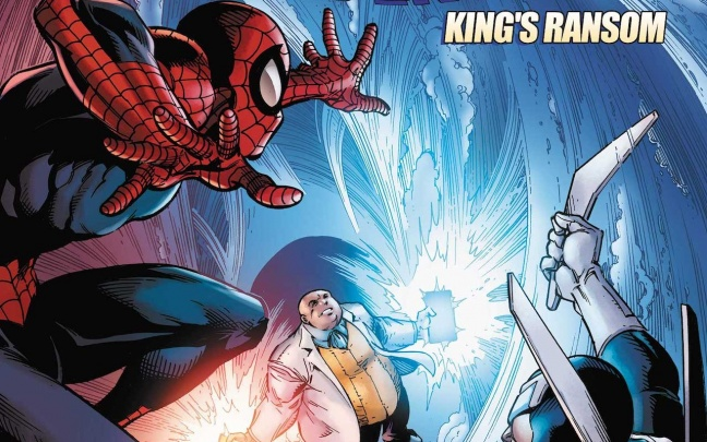 La Marvel annuncia Giant-Size Amazing Spider-Man: King's Ransom