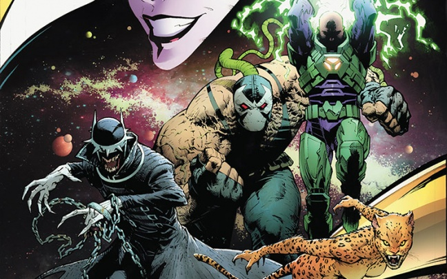 Scott Snyder: The Year of Villain influenzerà l'universo DC