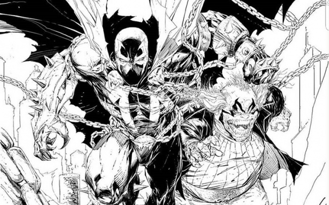 "Jim Lee ""torna"" alla Image Comics per Spawn 300"