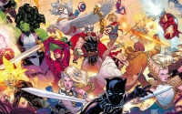 War of the Realms sarà l'evento Marvel del 2019