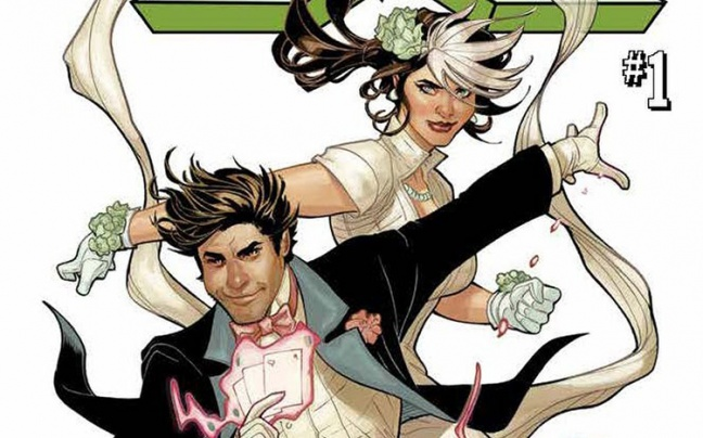 Le prime cover di Mr. and Mrs. X