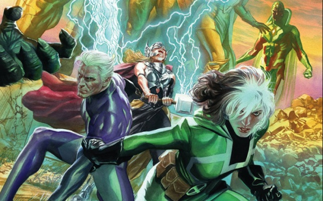 Avengers: in arrivo il crossover No Surrender