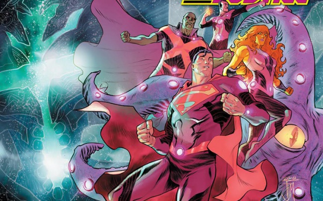 Anteprima di Justice League: No Justice #1
