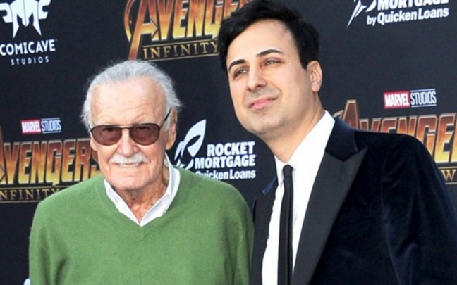 Arrestato l'ex manager di Stan Lee per frode