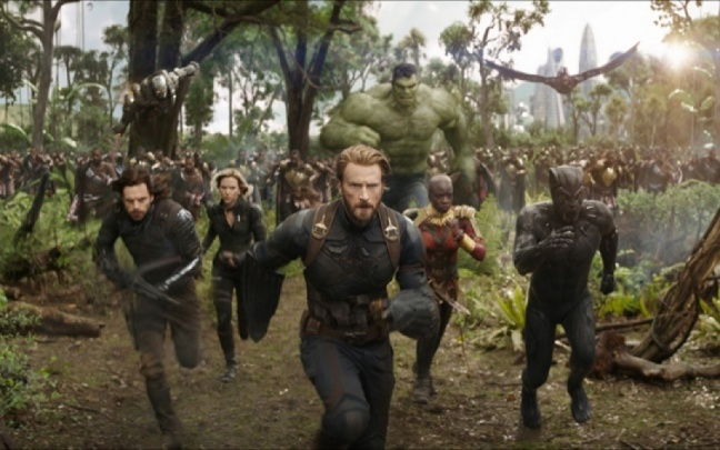Incassi da record al box office per Avengers: Infinity War