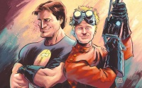 SDCC18: Dr. Horrible di Joss Whedon ritorna come fumetto