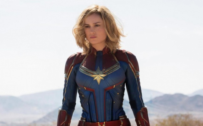 Captain Marvel supera il miliardo di dollari al box office