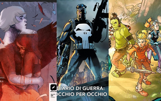 Speed Rece #21: le nostre letture in breve