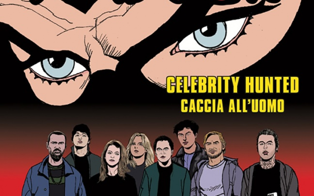 Diabolik, un albetto omaggio per la serie Amazon Celebrity Hunted - Caccia all'uomo