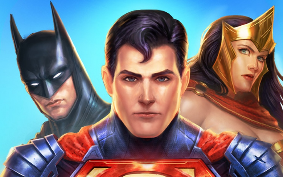 DC Legends disponibile per il download su App Store e Google Play