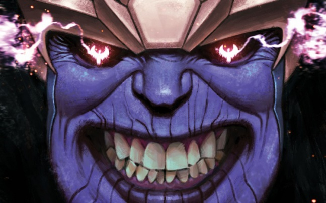 Marvel NOW! serie su Thanos di Jeff Lemire e Mike Deodato