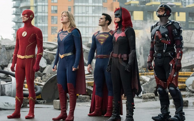 The CW rinnova tutte le serie dell'Arrowverse e Riverdale
