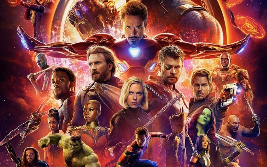 Avengers: Infinity War arriva in home video