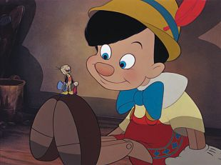 Animation History #2: Pinocchio