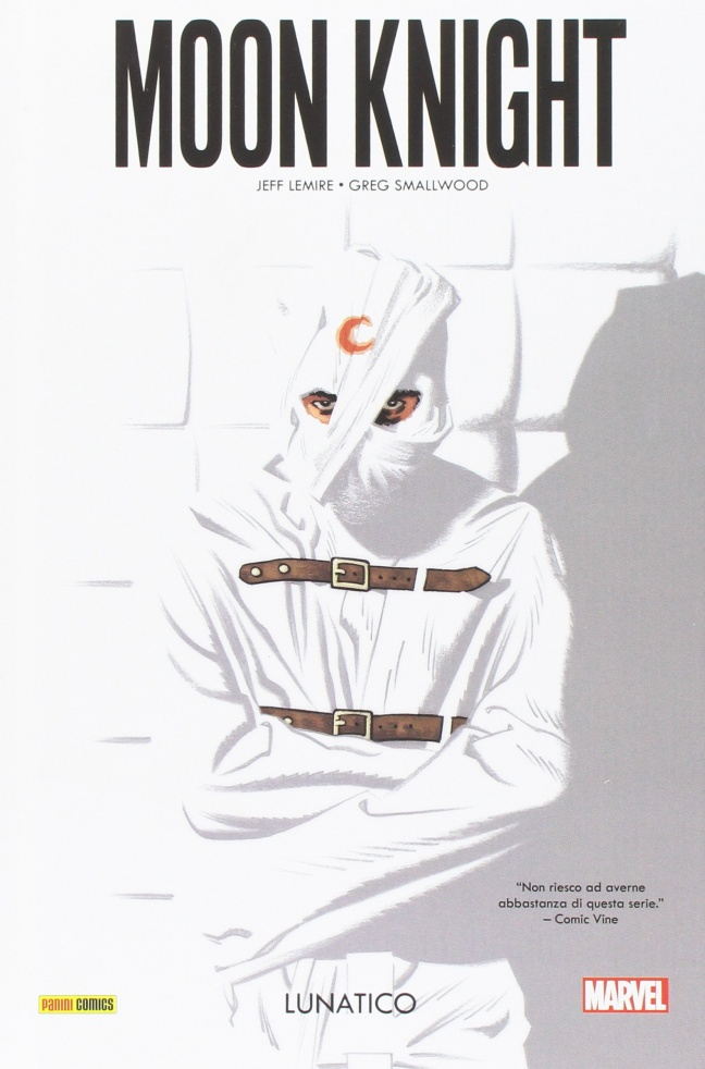 Moon Knight 1: Lunatico