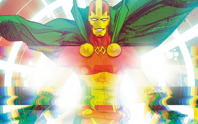 DC New Gods, Tom King posta 2 nuove tavole di Mister Miracle