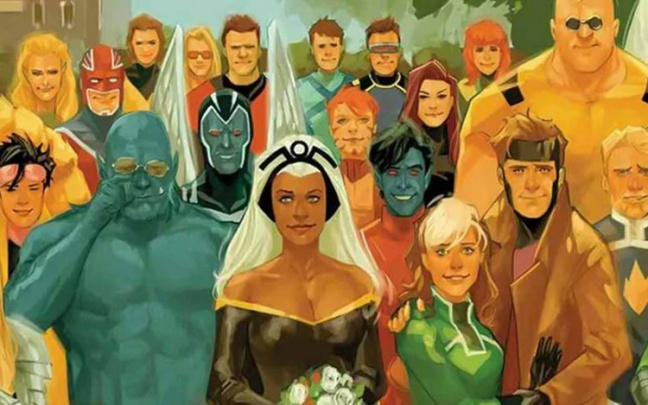 Marvel: chiuse Poe Dameron, X-Men Gold e Blue, annunciata Mr. and Mrs. X