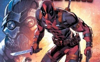 Rob Liefeld realizzerà un graphic novel di Deadpool