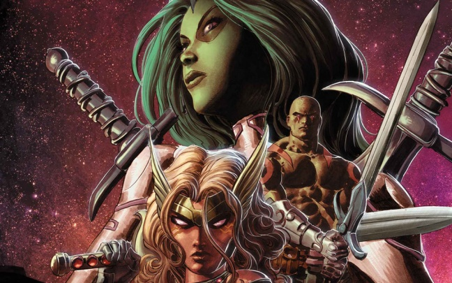 Secret Wars: nuova mappa di Battleworld e i Guardiani di Bendis
