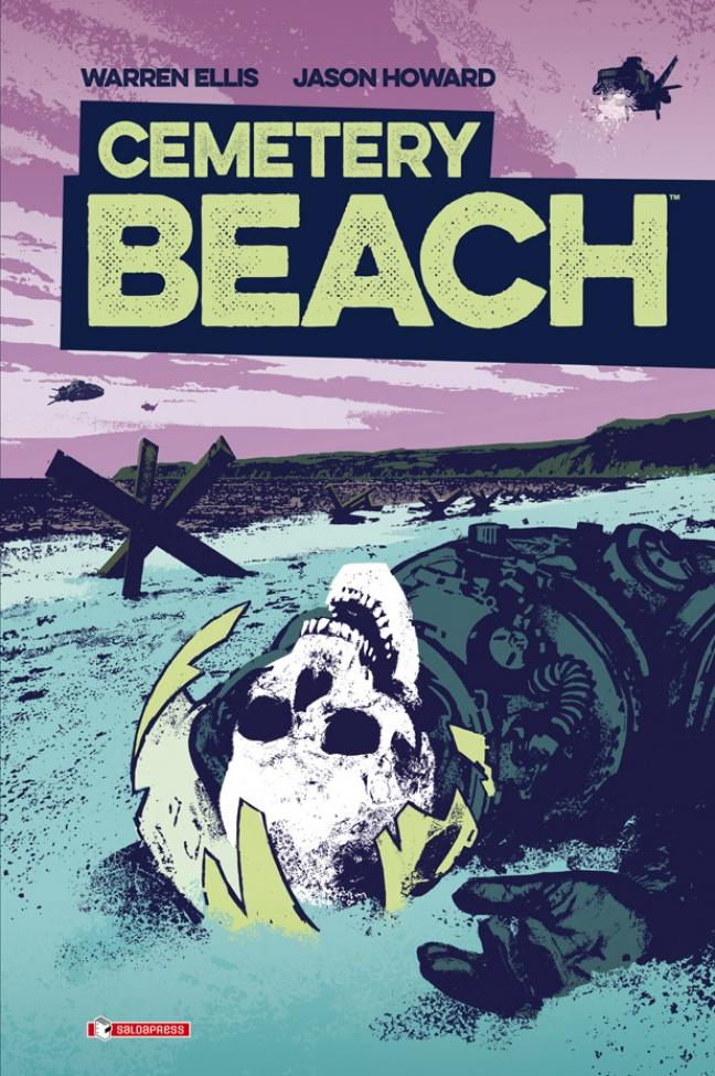 "Cemetery Beach, recensione: il ""Mad Max: Fury Road"" di Warren Ellis e Jason Howard"