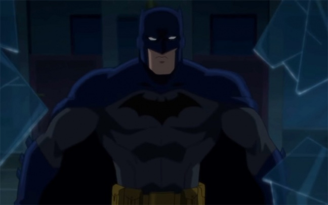 Il trailer del film animato Batman: Hush