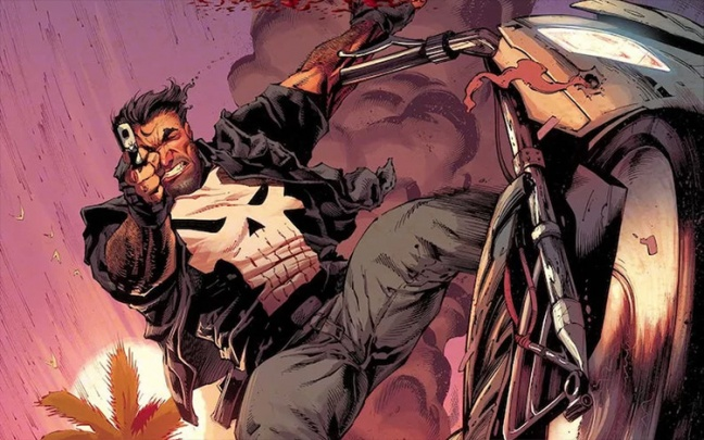 Punisher Vs. Barracuda porta il nemico di Frank Castle nell'universo Marvel