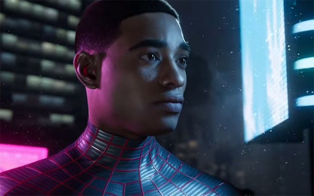 Sony annuncia Marvel's Spider-Man: Miles Morales per Playstation 5