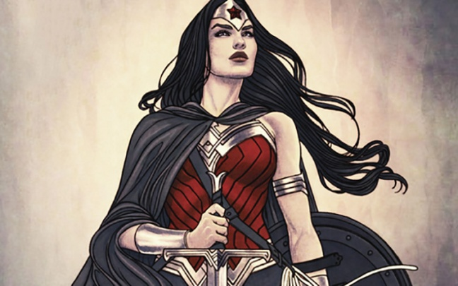 G. Willow Wilson, autrice di Ms. Marvel, scriverà la serie di Wonder Woman