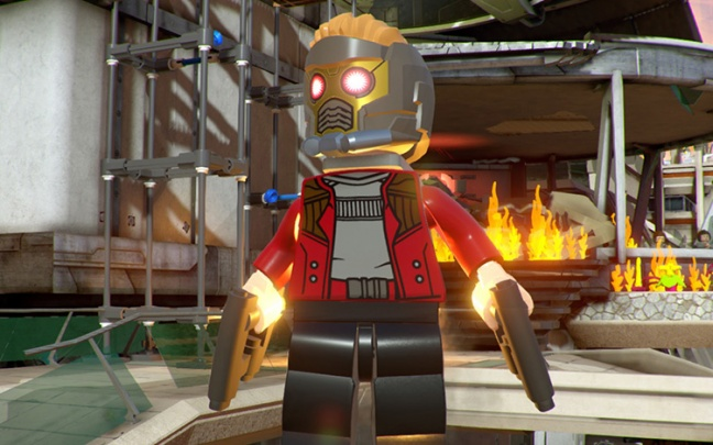 Il trailer italiano di LEGO® Marvel Super Heroes 2