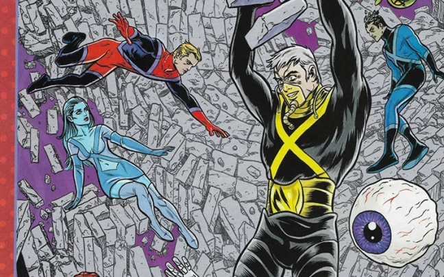 Marvel annuncia The X-Cellent di Peter Milligan e Michael Allred