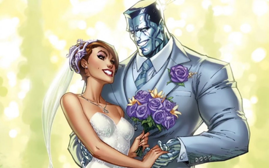 X-Men: La Marvel annuncia il matrimonio fra Colosso e Kitty Pride