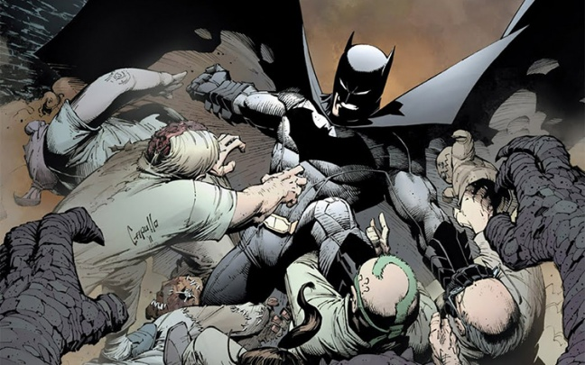 Batman di Scott Snyder e Greg Capullo: il ciclo dei New 52