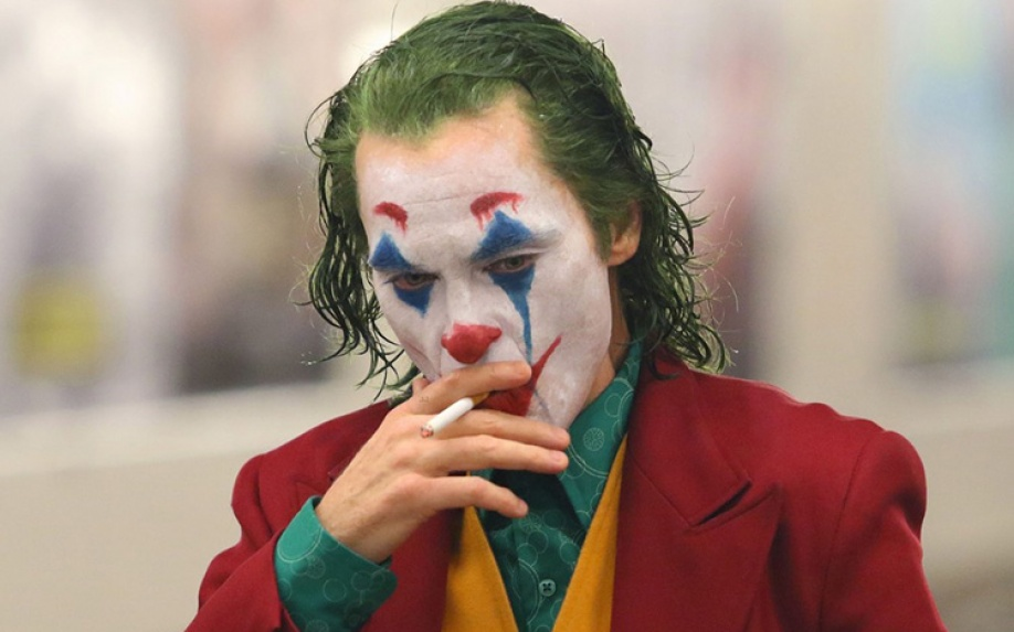 The Joker: nuove foto e video dal set
