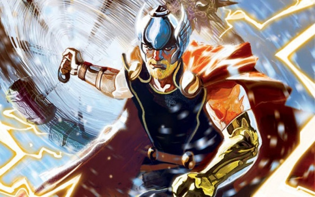 Fresh Start: le 7 variant cover di Thor #1