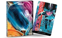 Ghost in the Shell in home video per la prima volta in 4K