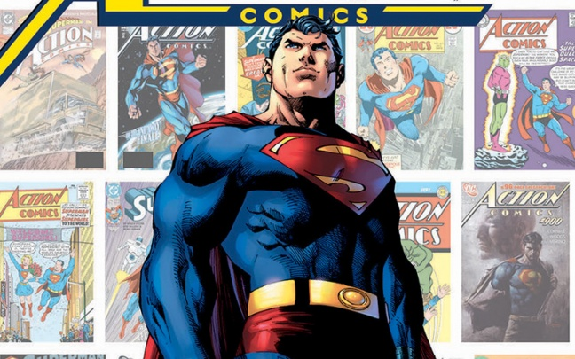 Cosa conterrà il volume Action Comics #1000: 80 Years of Superman