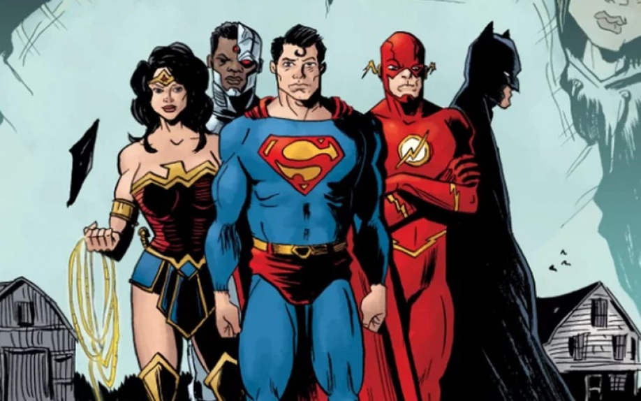 In arrivo il crossover fra Black Hammer e Justice League
