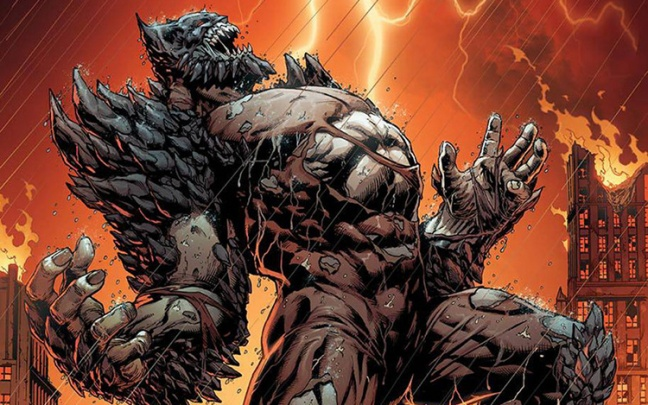 La copertina di Batman: The Devastator di Jason Fabok